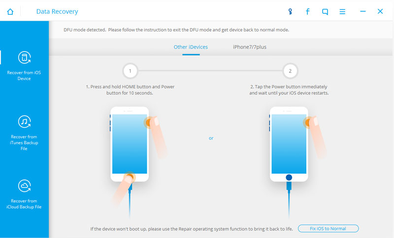 recover deleted data from iphone