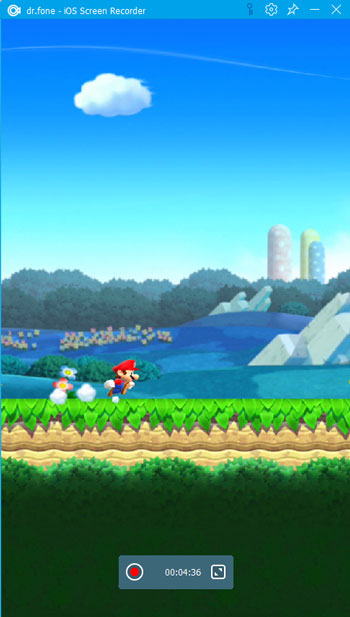 how to record Super Mario Run on your computer