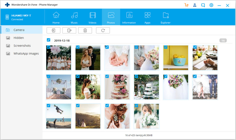 picture manager for android to manage all your photos