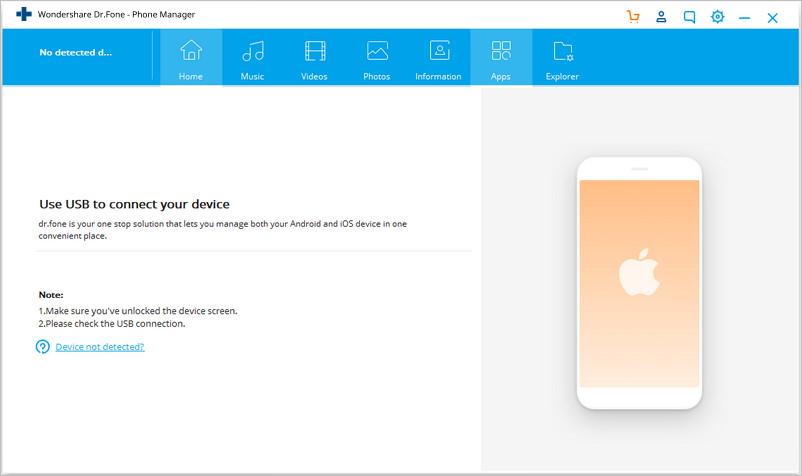 Übertragen von Dateien vom Android auf ein an den PC angeschlossenes Gerät