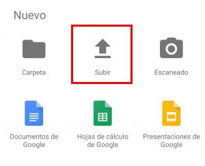 Pasar Fotos de Móvil al Ordenador con Google Drive