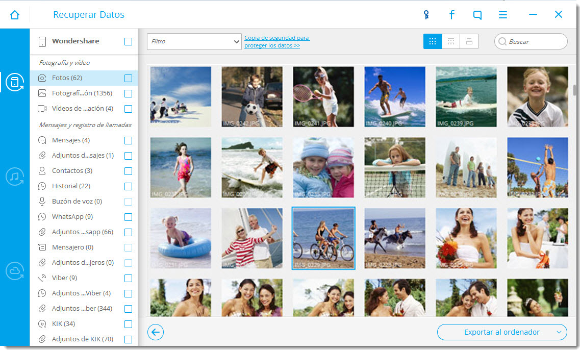 recover photos from iPod Touch