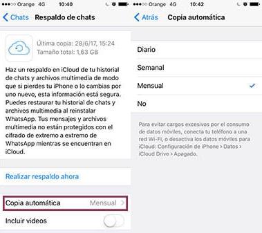 copia de seguridad whatsapp automatica