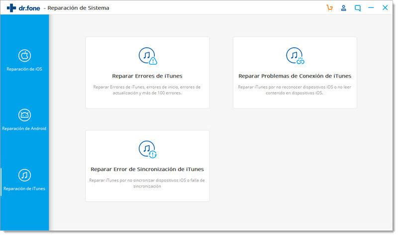 conecta dispositivo ios