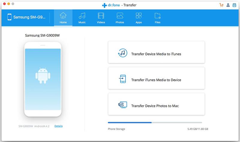 Cómo transferir el respaldo de tu teléfono de huawei a mac
