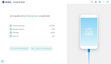respalda iphone paso 3