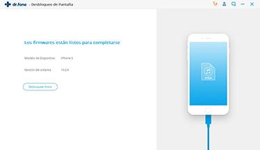 desbloquear iphone paso 2