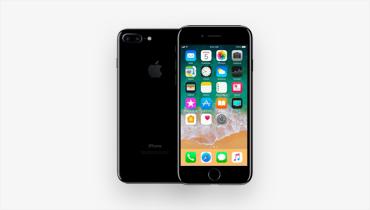 Iphones compatibles avec Ios 11