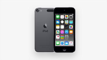 ipod touch compatible avec l'Ios 11