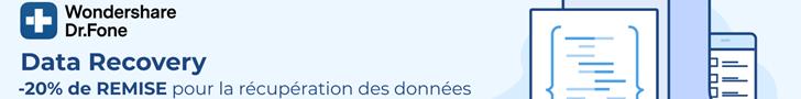 [Discount Code - MFRQ2AF3] -20% de REMISE pour la récupération des données -Wondershare Dr.Fone