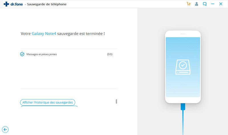 Sauvegarde et Restauration des données Android