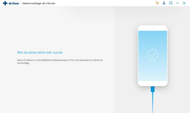 enlever l'écran de verrouillage android