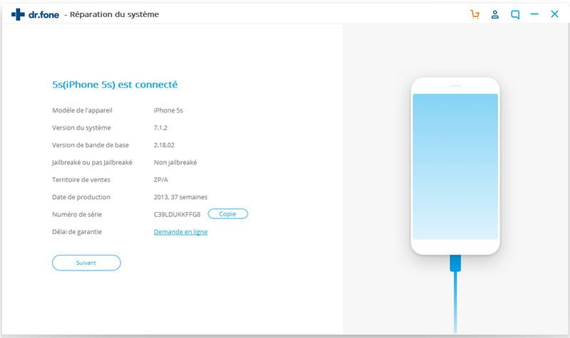 fixer l'écran verrouillé iPad