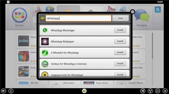 send whatsapp message