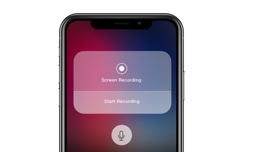 ios 12 update error - screen recording failed