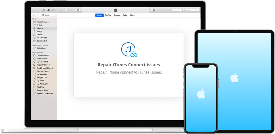 itunes connect issue