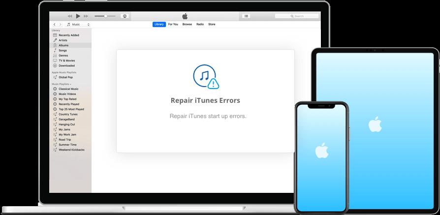 iTunes-Fehler