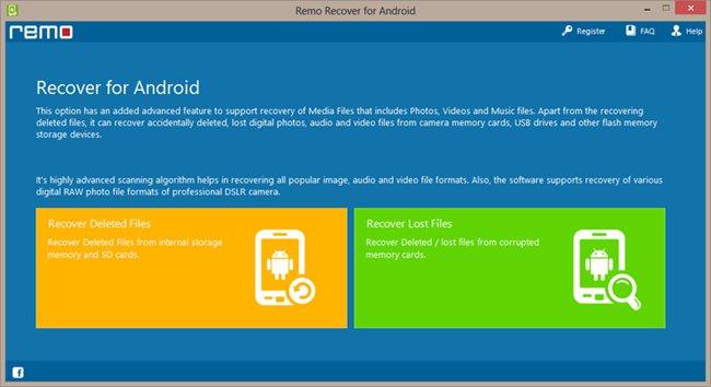 software di recupero dati android aiseesoft