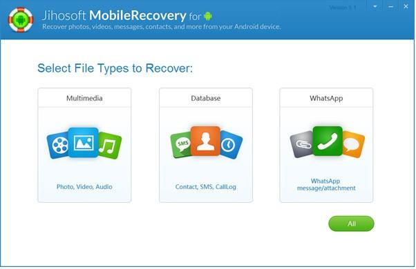 top 5 app android per recupero foto