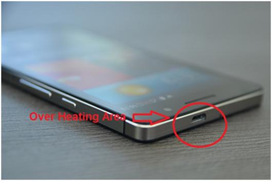 cellulari huawei si riscaldano con la batteria scarica
