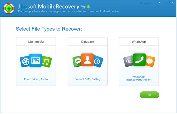 top 5 download software di recupero dati android