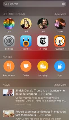 Non Riesci a Trovare L'icona App Store Dopo L'aggiornamento di iOS 9.3?