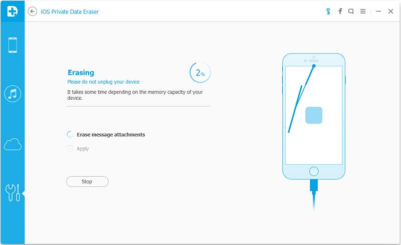 come eliminare i i messaggi in maniera permanente dall iphone
