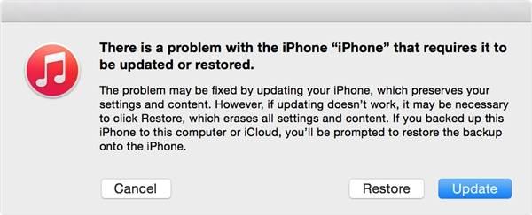 come cancellare i dati di un iphone bloccato