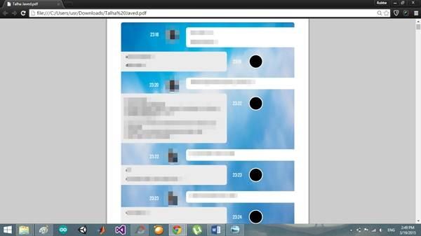 come esportare salvare e stampare i messaggi di facebook per messagesaver org