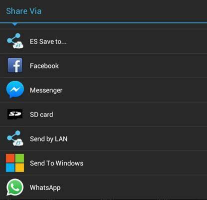 dove sono i messaggi di facebook messenger foto memorizzate su dispositivi android