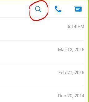 come facebook messenger messaggi su android