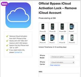 Top 8 iCloud Bypass Tools