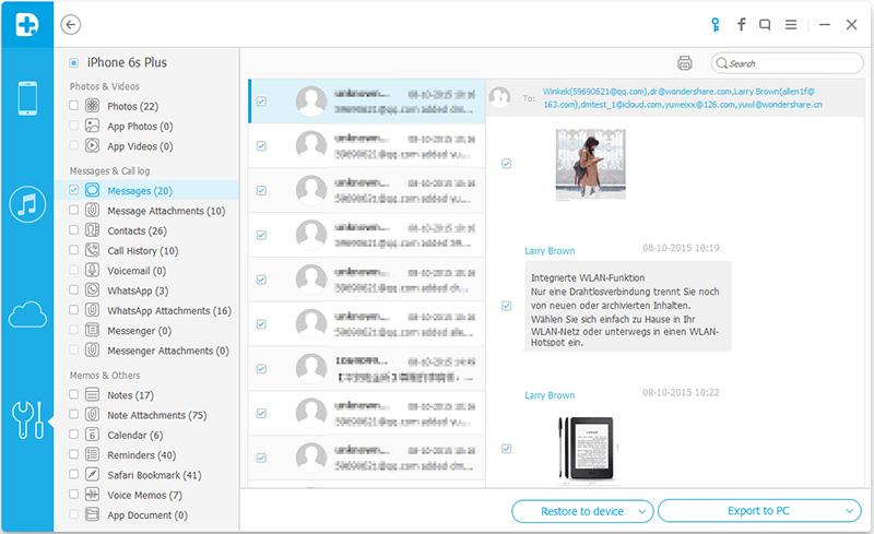 backup del tuo iphone ipad prima di aggiornare a ios 10 beta