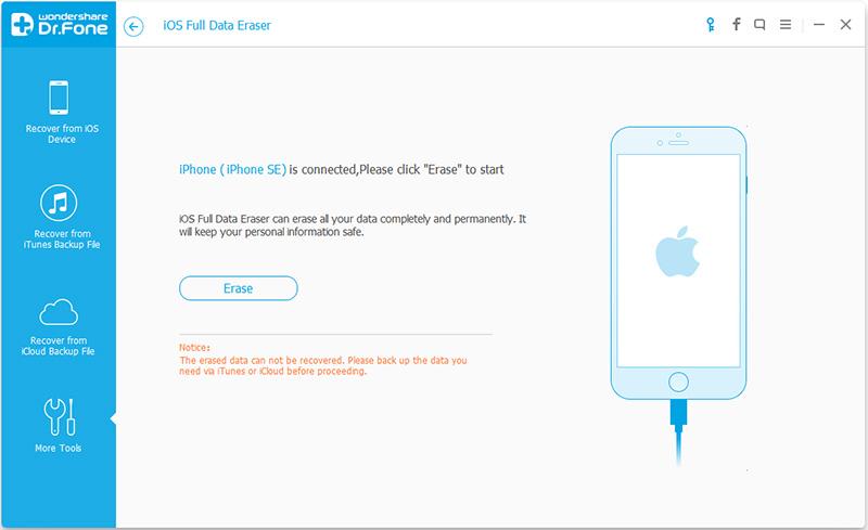 cancellare i dati sul tuo vecchio telefono prima di darlo via