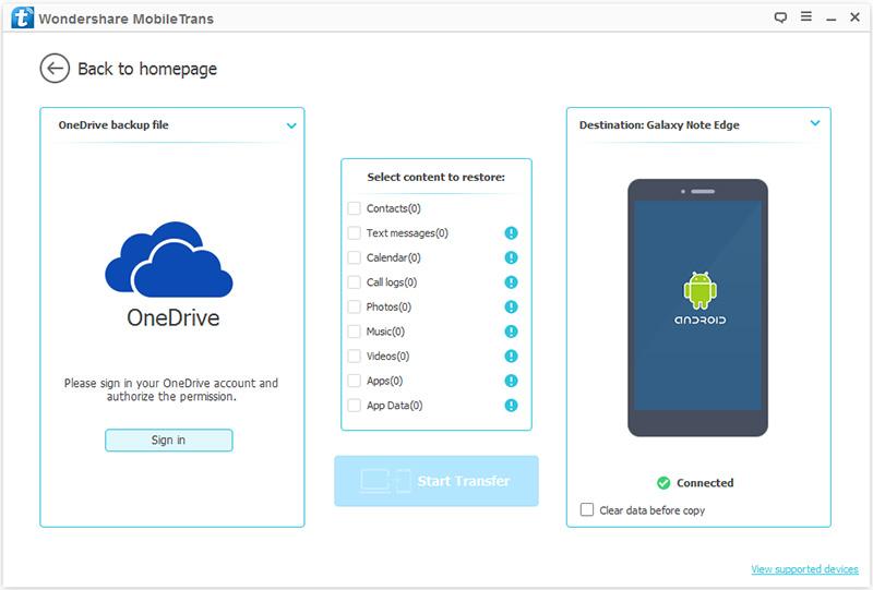 due semplici modi per trasferire dati da winphone a iphone 7