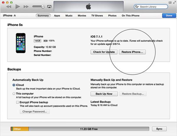 Soluzione completa per risolvere l'Errore 3194 su iPhone