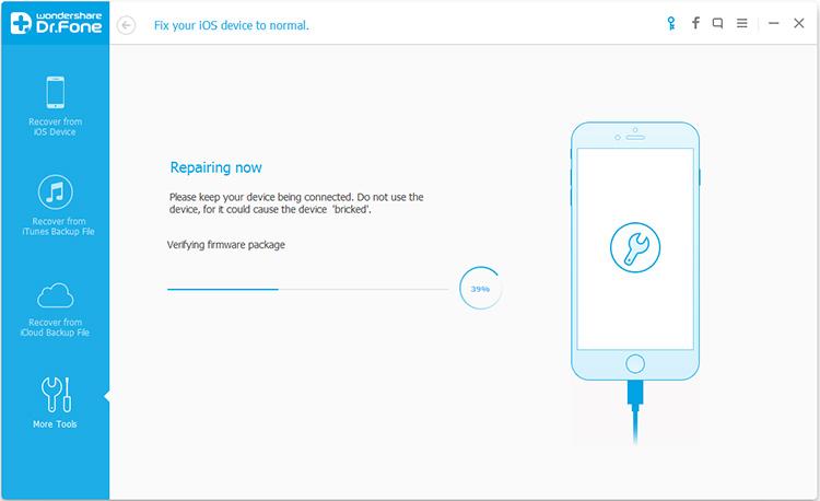 soluziona iphone bloccato sulla schermata con logo senza perdere i dati