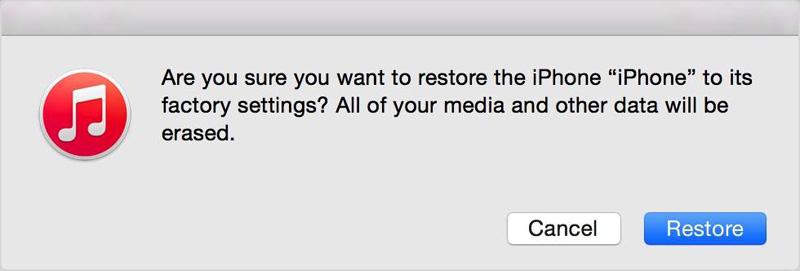 recuperare i dati cancellati dai file di backup itunes