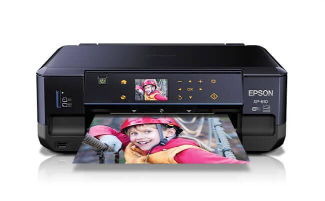 epson expression premium xp 610 small in one printer