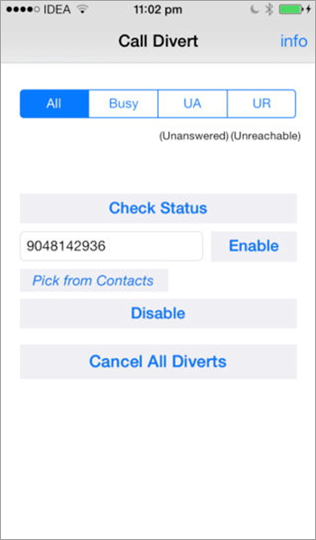 come configuare il call forwarding sul tuo iphone