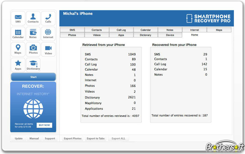smartphone recovery pro