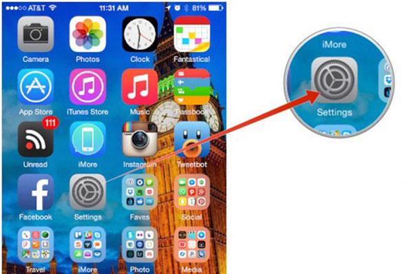 commutazione account itunes sul tuo iphone o ipad
