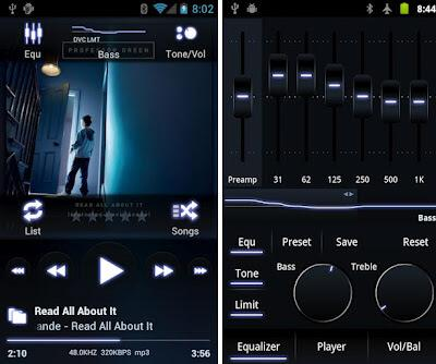 poweramp music player prova