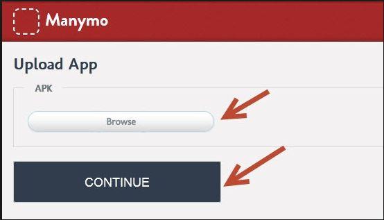 accedere a kik online senza download utilizzando manymo
