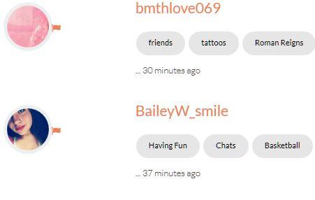 usare di kikfriends per trovare nomi utente di kik messenger trovare amici kik