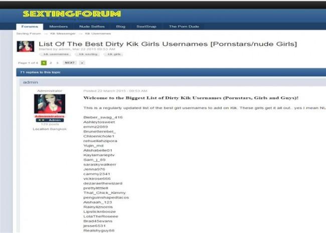 migliori nomi utente di dating online per i ragazzi