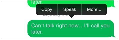 come cancellare messaggi di testo in ios 8