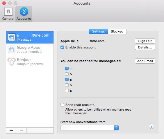 Come Inviare e Ricevere iMessage / SMS dal Tuo Computer