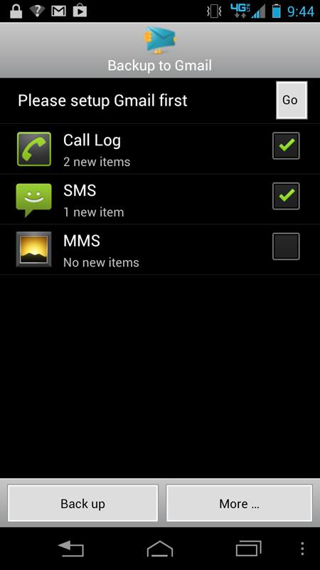 come evitare di perdere i tuoi messaggi sul samsung