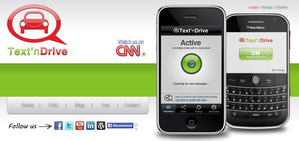 text ndrive